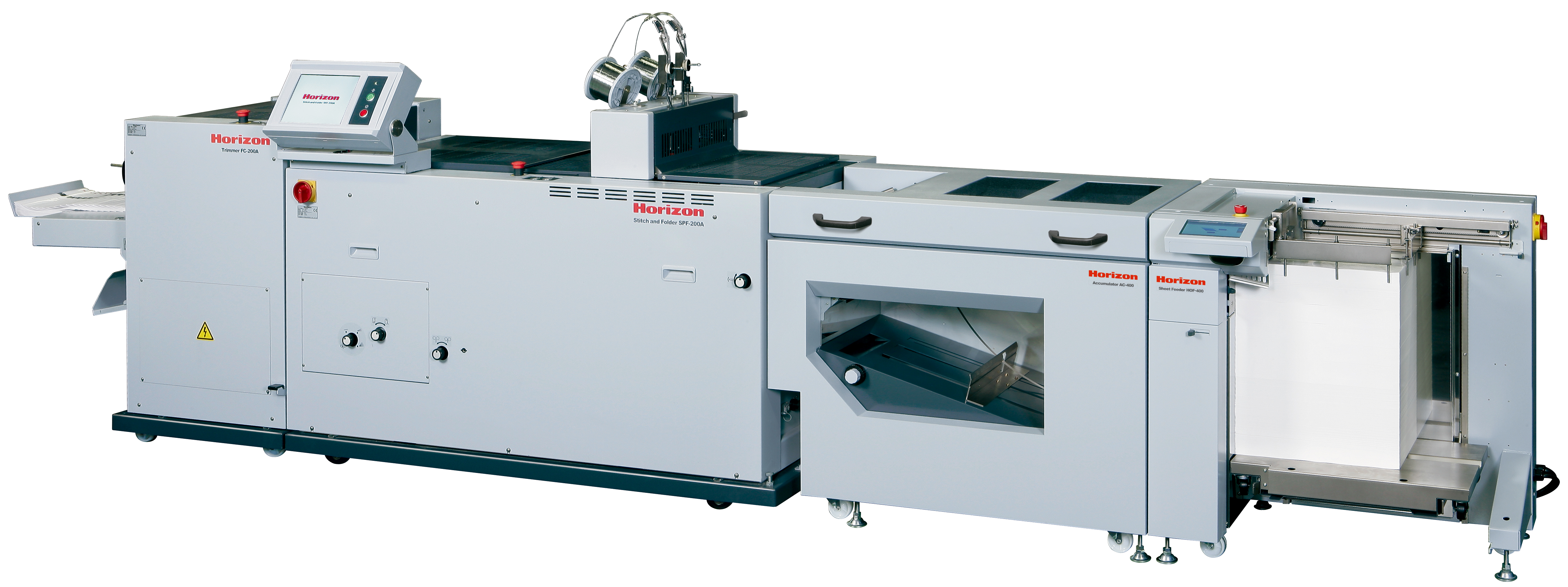 HORIZON HOF-400 SHEET FEEDER
