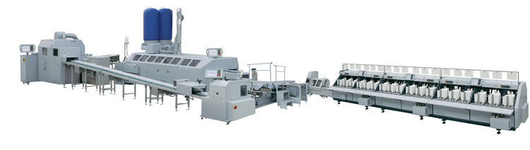 HORIZON CABS 6000 PERFECT BINDING SYSTEM