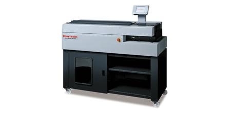HORIZON BQ-160 PERFECT BINDER AND PADDER