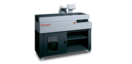 HORIZON BQ-160 PUR PERFECT BINDER AND PADDER